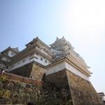 日帰り姫路城